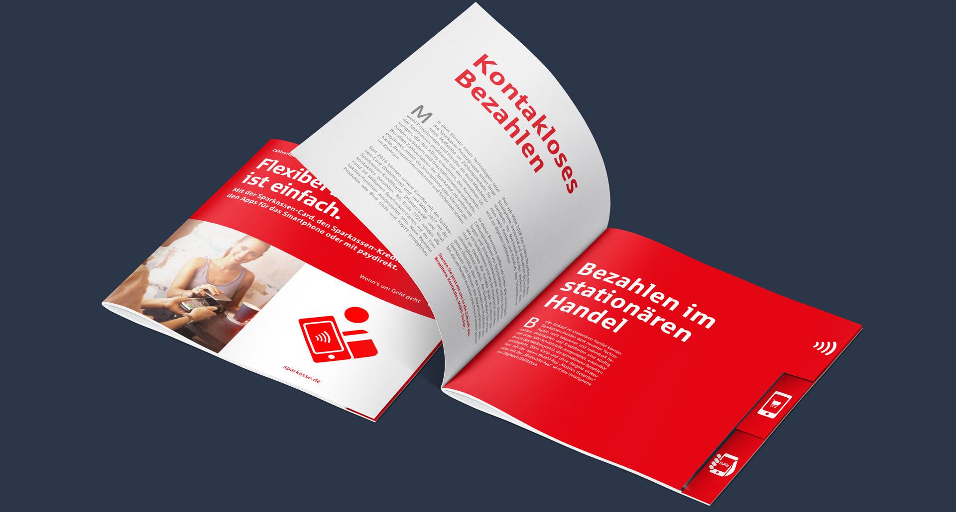 Sparkassen-Broschüre